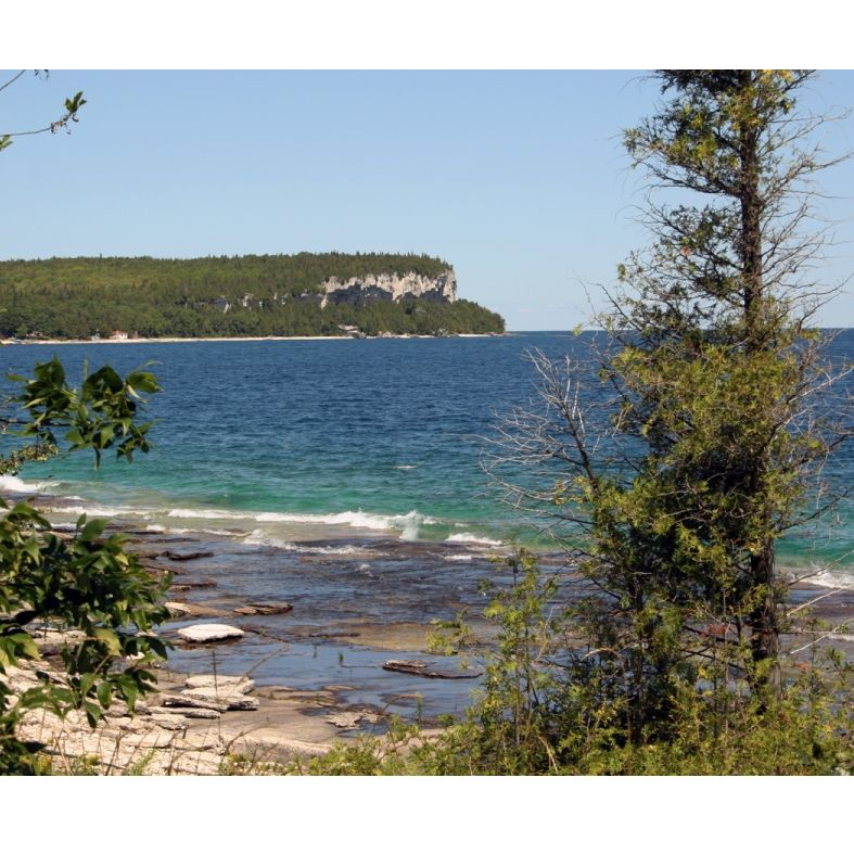 Smokey Head - White Bluff Provincial Park