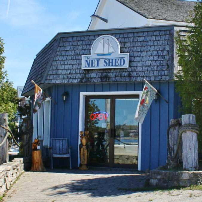 The Net Shed